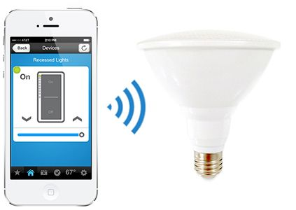 That Old Bulb is So 1870s! INSTEON LED Bulbs are award winning for a reason: packed into each bulb is both energy efficient power saving LED illumination as well as advanced INSTEON technology for complete remote control throughout your home. It's easy to control using INSTEON Switches and Keypads, INSTEON Wireless Remotes or via your smartphone when used with INSTEON Hub.