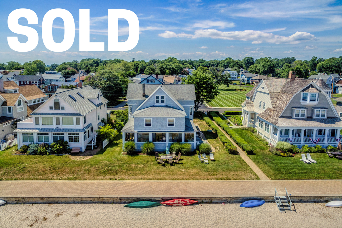 16 seaview avenue milford ct SOLD