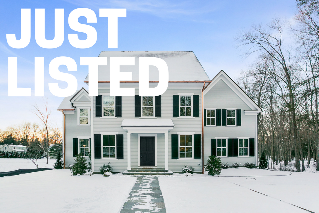 JUST LISTED 3007 Redding Road in Fairfield CT